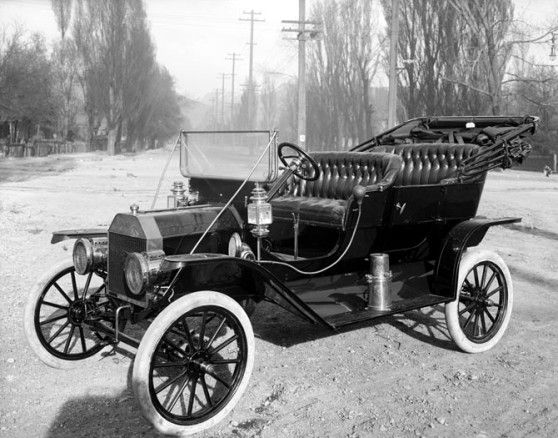 Histoire tuning Ford T 1910