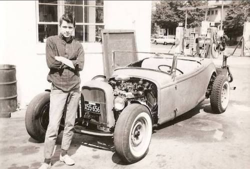 histoire tuning Hot Rods